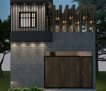 Alamgir's Home interior design by archi cubes