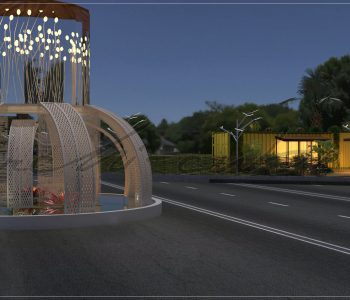 Coreopsis Society Lahore Architectural Planning & Design by archi cubes