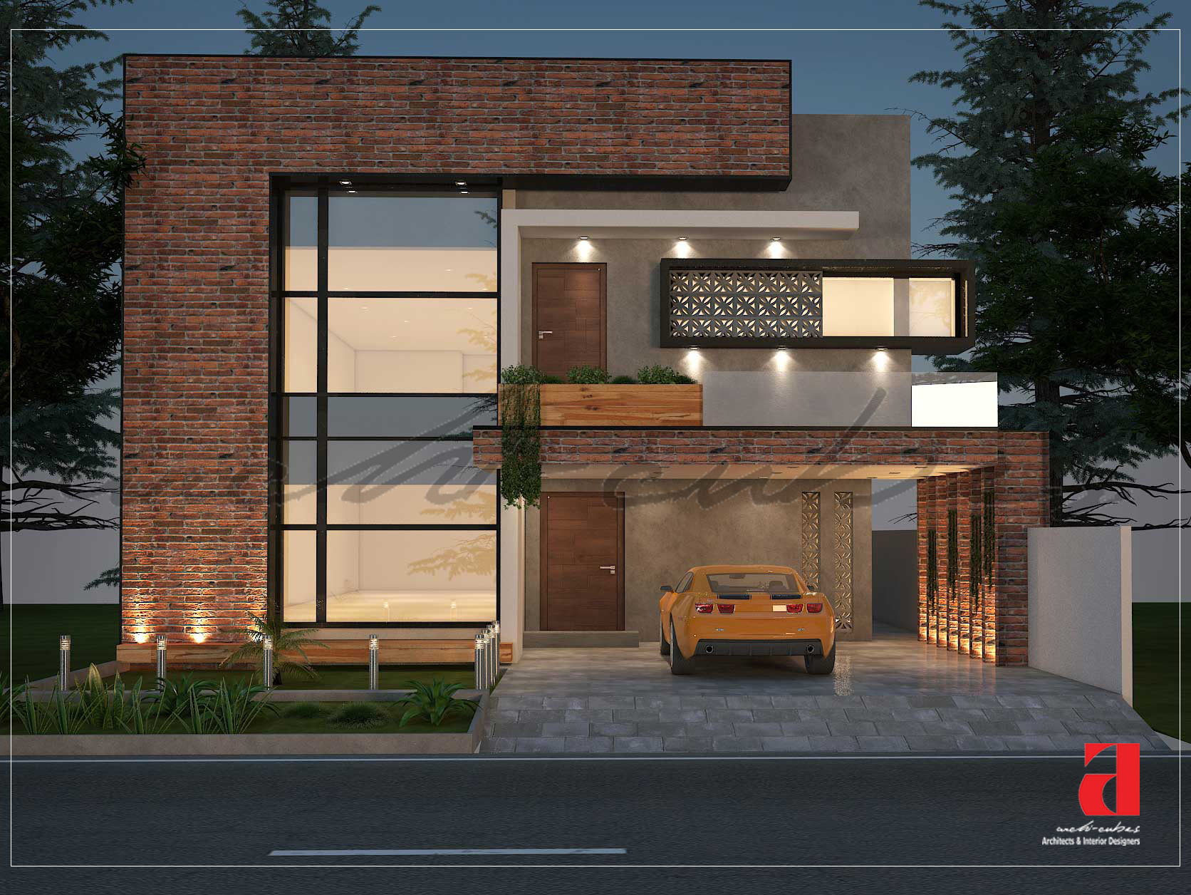 Architects In Dha Lahore Archicubes Residential Projects